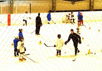 Hockey Drills for 9, 10 and 11 years old
